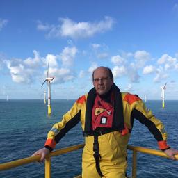 Thomas Schindzielorz - Global Tech I Offshore Wind GmbH - Hamburg
