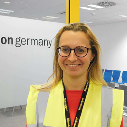 Katarzyna Wojtczak - Operations Manager/ Bereichsleiter