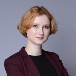 Evgeniia Kungurova - IQ Option - Düsseldorf