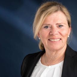 Heike Merkle Leiterin Bankeigene Immobilien Volksbank Eg
