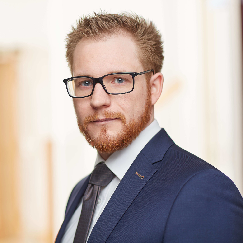 Fabian Winzmann Junior Projektleiter Heinz von Heiden