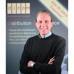 Markus Kroisleitner - dicom Computer Vertriebsgesellschaft m.b.H - Guntramsdorf