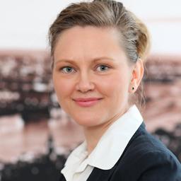 Jana Lachmann Assistentin Der Geschaftsfuhrung Penning Sanitar