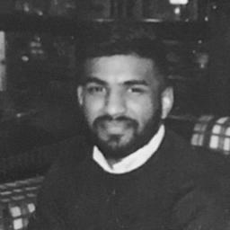 Pragash Amarasingam's profile picture