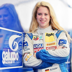 Michelle Halder - Motorsport Halder - Messkirch
