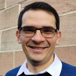 Omar Duran - Universidad Tecnológica del Centro (UNITEC), Venezuela - Schwetzingen