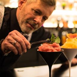 Wolfgang Linder - Creative Cocktail - Feldkirchen