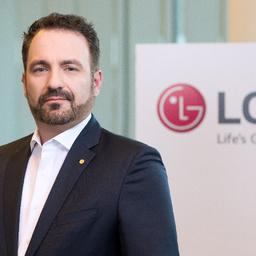 Timo White - LG Electronics Deutschland GmbH - Eschborn