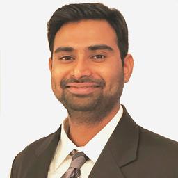 Dilip Sadashivaiah