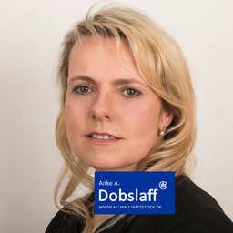 Anke A. Dobslaff - Allianz - Wittstock