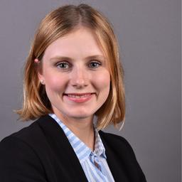 Marieke Waldmann Werkstudentin Im Business Development