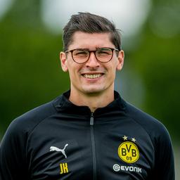 Joel Kunz - Borussia Dortmund GmbH & Co. KGaA - Dortmund