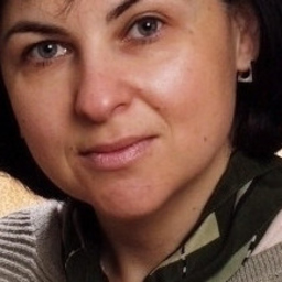 Liudmyla Amstyslavska's profile picture