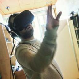 Pascal Achermann - VRFX Realtime Studio - Luzern