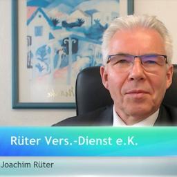 Joachim Rüter - Rüter Versicherungsdienst e.K., Bielefeld - Bielefeld