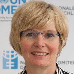 Bettina Metz-Rolshausen - UN Women Nationales Komitee Deutschland - Bonn