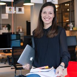 Christine Bunkowski - Founders Foundation gGmbH - Bielefeld