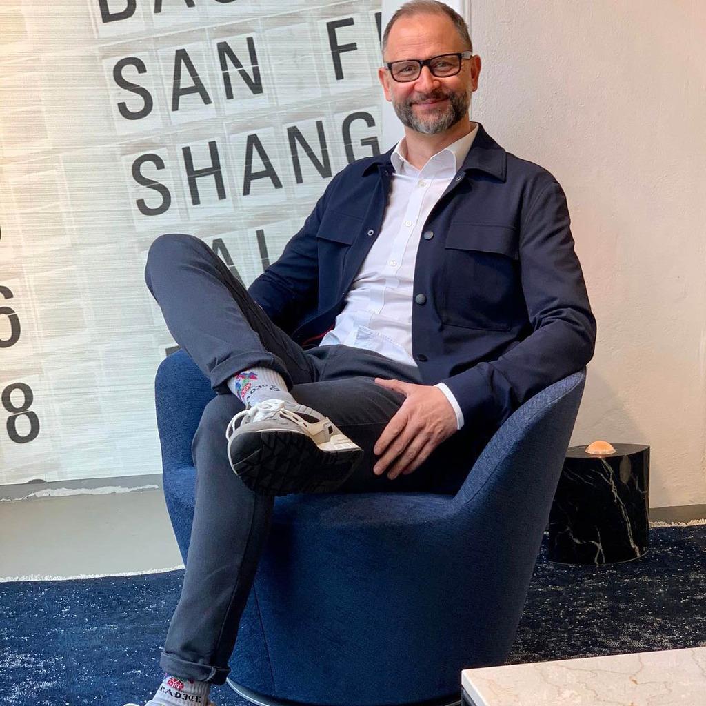 Mike Schrader Gebietsverkaufsleiter