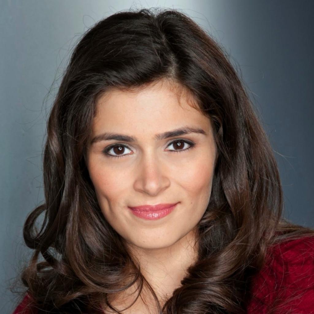 Sanaz saleh ebrahimi redakteurin moderatorin zdf xing for Zdf heute moderatorin
