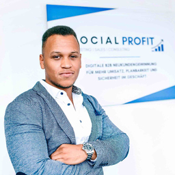 Antony Rigone - Social Profit Marketing - Dresden