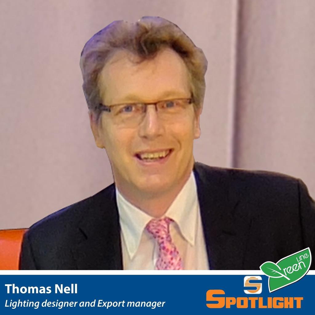 Thomas Nell - LIGHTING DESIGNER, EXPORT MANAGER - SPOTLIGHT S.R.L. | XING