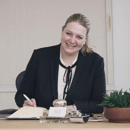 Catharina Lüdemann - EVOTAX Rechtsanwaltsgesellschaft mbH - Ahrensburg