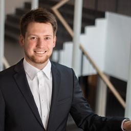 Daniel Schäffer - Technologiecampus Teisnach Sensorik - Coburg