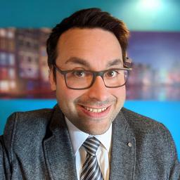 Toni streb burgarello head of infrastructure for Offenbach fh
