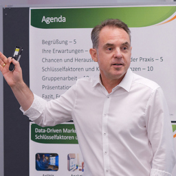 Lutz Klaus - Marketing ROI Consulting - Berlin