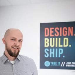 Patrick Kiesel - treeIT GmbH & Co. KG - Sandberg