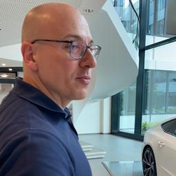 Lars Hahn - AUDI AG - Ingolstadt