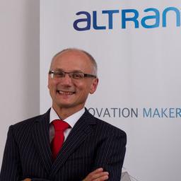 Dipl.-Ing. Helmut Wierer - Altran Deutschland S.A.S. & Co. KG - München