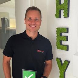 Oliver Büscher - Heyden-Securit GmbH - Rheine