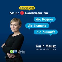 Karin Mausz - Heart Advertising - Augsburg