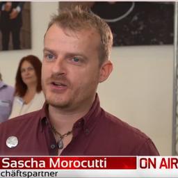 Sascha Morocutti - Energetix Magnetschmck bietet Schönheit, Wohlbefinden mit Einkommensmöglichkeit - Pram