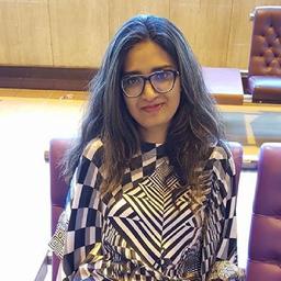 Kiran Ashraf's profile picture
