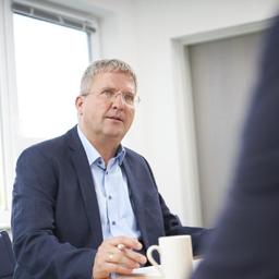 Bernd Hülsen - Crefo Factoring Fulda-Erfurt-Magdeburg GmbH & Co. KG - Erfurt