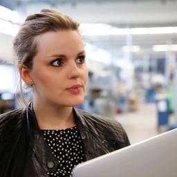 Pia Beck - PREUSS UND PREUSS GMBH - Agentur für Problemlösungen - Stuttgart