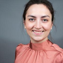 Tatiana Bargan - Sparkasse Hanauerland - Kehl