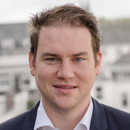 Frank Haubrich - iBS - Innovative Banking Solutions AG - Wiesbaden