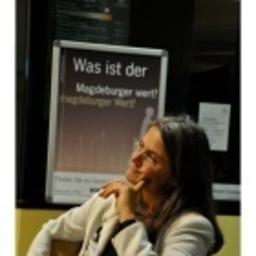 Renate Girmes - Universität Magdeburg - Magdeburg