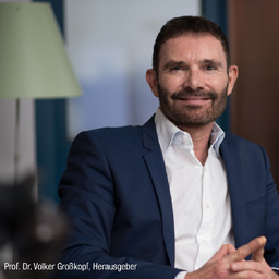 Prof. Dr Volker Grosskopf - Rechtsdepesche - Köln