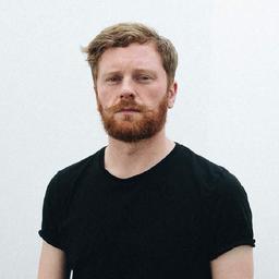 Tristan Rodgers - MC1R The magazine for redheads - Hamburg