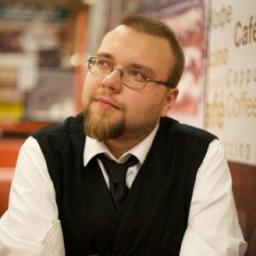 Sergey Ermolaev - Solvemate - Berlin