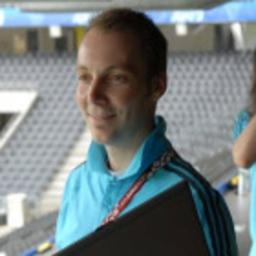 Adrian Reinhard - Wandfluh Hydraulics & Electronics - Frutigen
