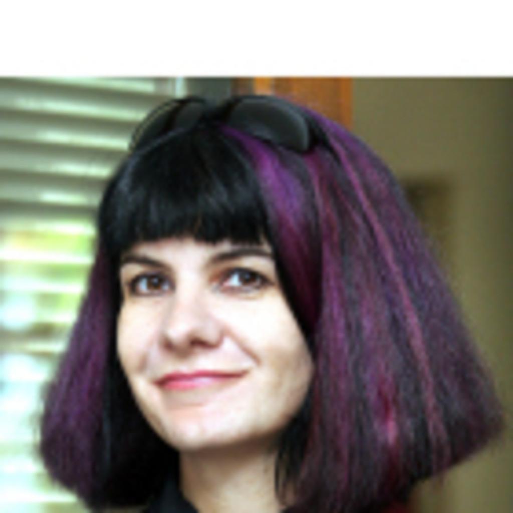 Natascha Borozan - Abteilungsleiterin Informations- und