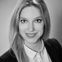 Anna Kormozina - Progressive, ein Geschäftszweig der SThree GmbH