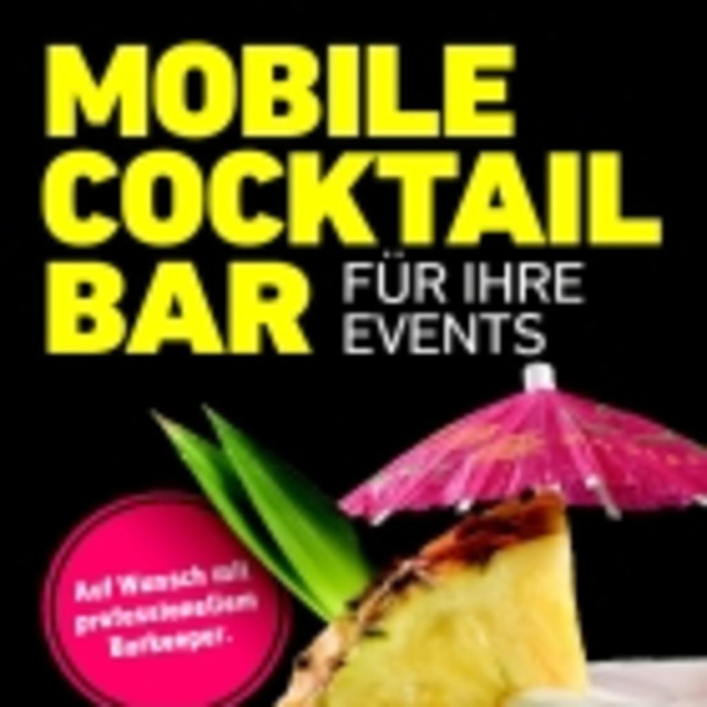 Wolfgang Pfister Bartender Mobile Cocktailbar Xing