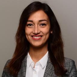 Dipl.-Ing. Lana Almasri's profile picture