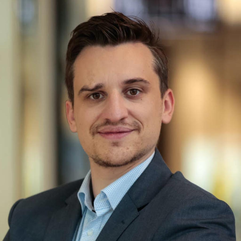 Marius Muller Consultant Simon Kucher Partners Xing